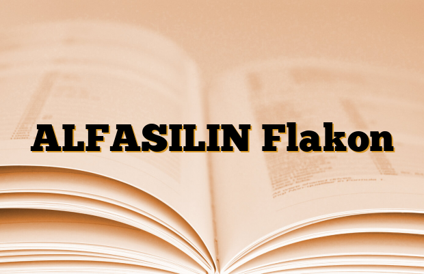 ALFASILIN Flakon