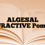 ALGESAL SURACTIVE Pomad