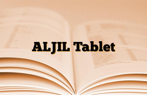 ALJIL Tablet