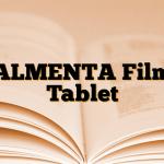 ALMENTA Film Tablet