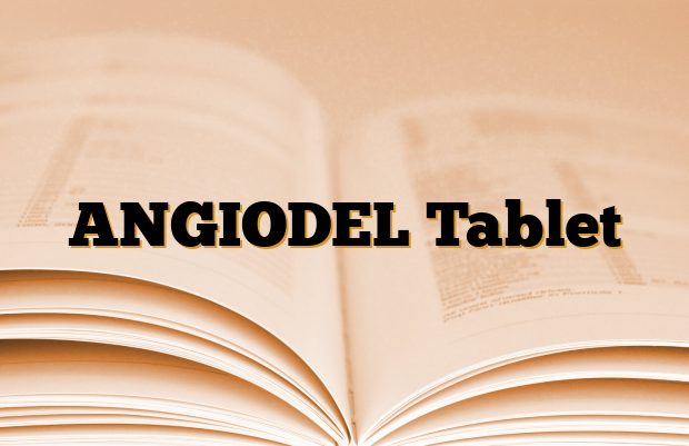 ANGIODEL Tablet