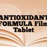 ANTIOXIDANT FORMULA Film Tablet