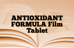ANTIOXIDANT FORMULA Film Tablet
