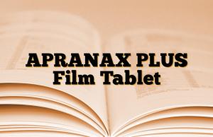 APRANAX PLUS Film Tablet