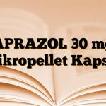 APRAZOL 30 mg Mikropellet Kapsül