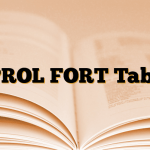 APROL FORT Tablet