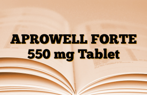APROWELL FORTE 550 mg Tablet