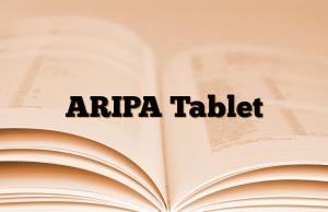 ARIPA Tablet