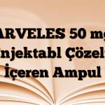 ARVELES 50 mg Enjektabl Çözelti İçeren Ampul