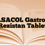 ASACOL Gastro – Rezistan Tablet