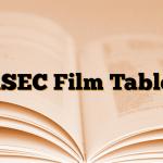 ASEC Film Tablet