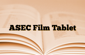 ASEC Film Tablet