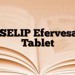 ASELIP Efervesan Tablet