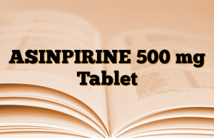 ASINPIRINE 500 mg Tablet