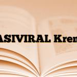 ASIVIRAL Krem