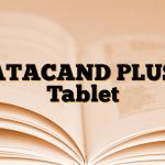 ATACAND PLUS Tablet