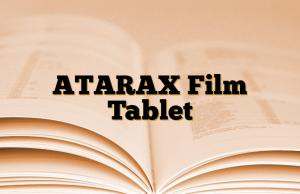 ATARAX Film Tablet