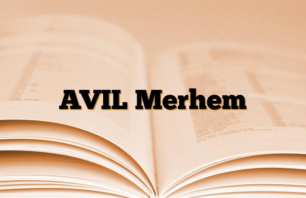 AVIL Merhem