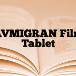 AVMIGRAN Film Tablet