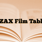 AZAX Film Tablet