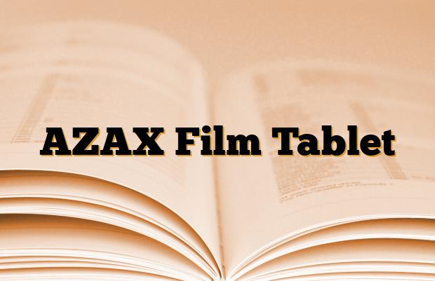 AZAX Film Tablet