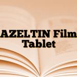 AZELTIN Film Tablet