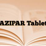 AZIPAR Tablet