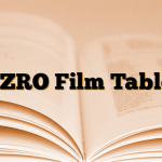 AZRO Film Tablet