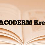 BACODERM Krem