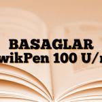 BASAGLAR KwikPen 100 U/ml