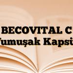 BECOVITAL C Yumuşak Kapsül