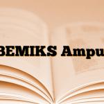BEMIKS Ampul