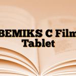 BEMIKS C Film Tablet