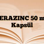 BERAZINC 50 mg Kapsül