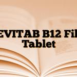 BEVITAB B12 Film Tablet