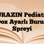 BURAZIN Pediatrik Doz Ayarlı Burun Spreyi