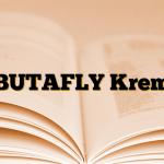 BUTAFLY Krem