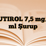 BUTIROL 7,5 mg/5 ml Şurup