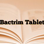 Bactrim Tablet
