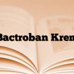 Bactroban Krem