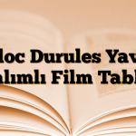 Beloc Durules Yavaş Salımlı Film Tablet