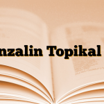 Benzalin Topikal Jel
