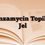 Benzamycin Topikal Jel