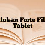 Bilokan Forte Film Tablet