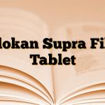 Bilokan Supra Film Tablet