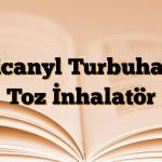 Bricanyl Turbuhaler Toz İnhalatör