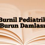 Burnil Pediatrik Burun Damlası