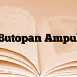 Butopan Ampul