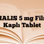 CIALIS 5 mg Film Kaplı Tablet