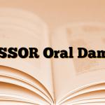 CISSOR Oral Damla